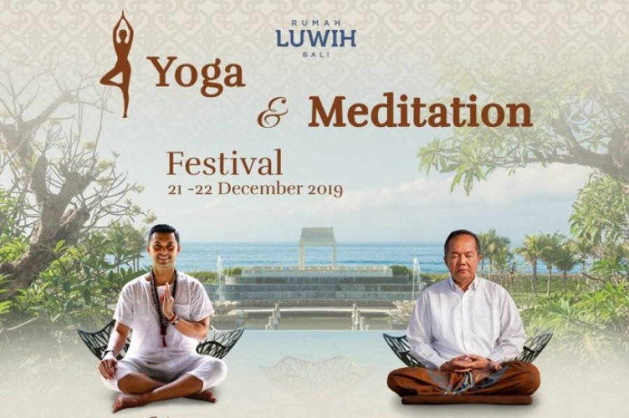 YOGA & MEDITATION FESTIVAL 2019